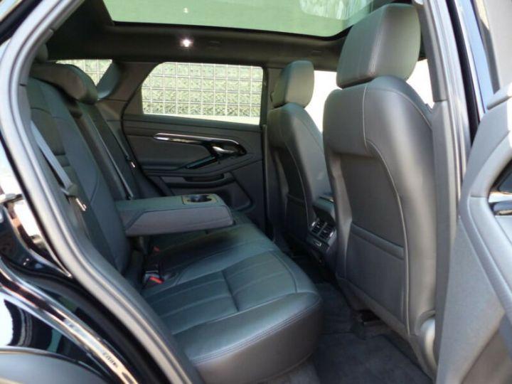 Land Rover Range Rover Evoque D180 R DYNAMIC BLACK  NOIR Occasion - 12