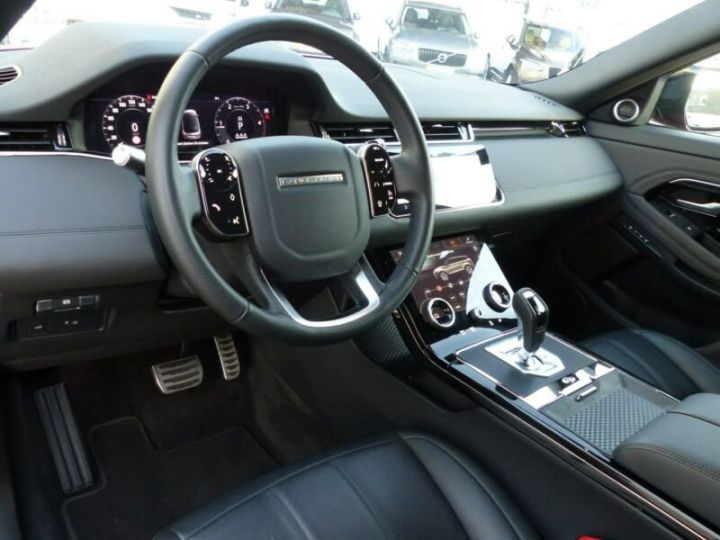 Land Rover Range Rover Evoque D180 SE R-DYNAMIC  ROUGE PEINTURE METALISE  Occasion - 7
