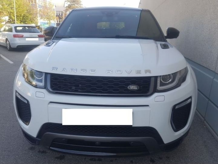 Land Rover Range Rover Evoque DYNAMIC HSE EDITION TD4 180 BLANC  Occasion - 4