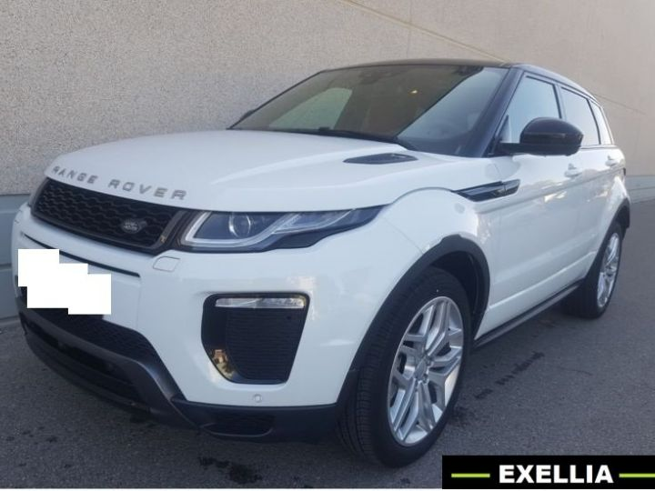 Land Rover Range Rover Evoque DYNAMIC HSE EDITION TD4 180 BLANC  Occasion - 5