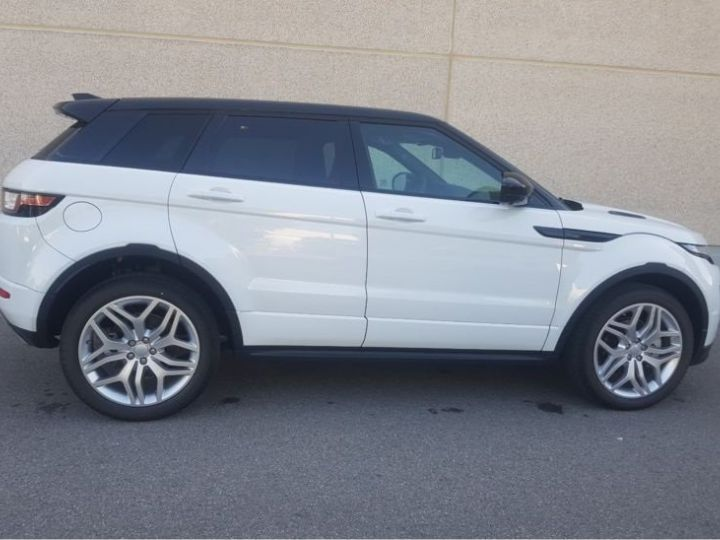 Land Rover Range Rover Evoque DYNAMIC HSE EDITION TD4 180 BLANC  Occasion - 6