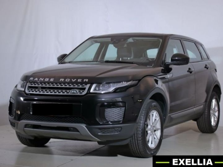 Land Rover Range Rover Evoque DYNAMIC HSE EDITION TD4 180 BLANC  Occasion - 2