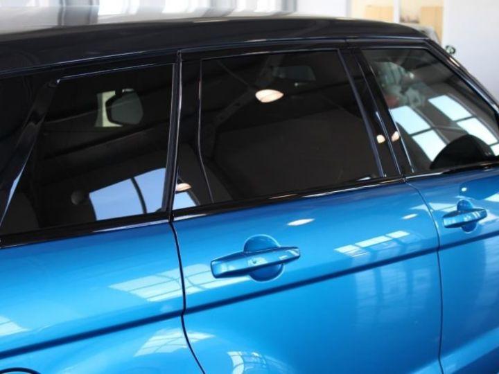 Land Rover Range Rover Evoque DYNAMIC LANDMARK EDITION TD4 180  BLEU  Occasion - 10