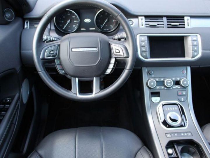 Land Rover Range Rover Evoque DYNAMIC LANDMARK EDITION TD4 180  BLEU  Occasion - 12