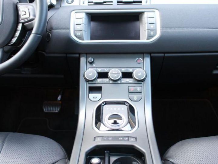 Land Rover Range Rover Evoque DYNAMIC LANDMARK EDITION TD4 180  BLEU  Occasion - 15
