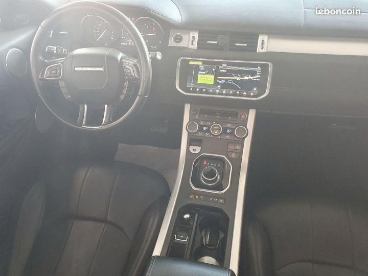 Land Rover Range Rover Evoque Évoque cabriolet 2.0D 180ch Blanc - 3