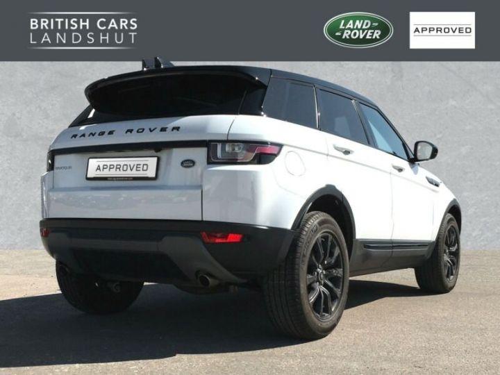 Land Rover Range Rover Evoque Land Rover Range Rover Evoque 2.0 Td4 SE Black Edition 150ch / Toit Pano / Caméra / Volants et siège chauffants / Ecran tactile / 1er main / Garantie  Blanc - 2