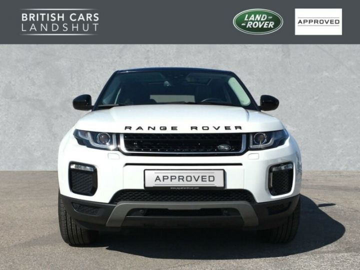 Land Rover Range Rover Evoque Land Rover Range Rover Evoque 2.0 Td4 SE Black Edition 150ch / Toit Pano / Caméra / Volants et siège chauffants / Ecran tactile / 1er main / Garantie  Blanc - 4