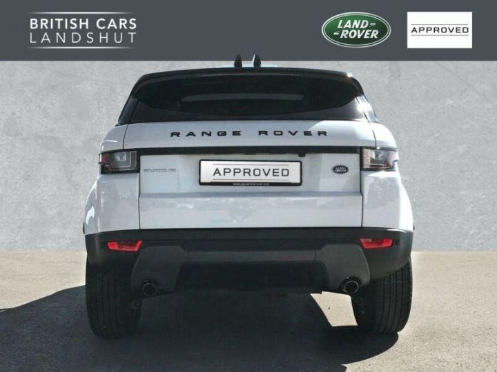Land Rover Range Rover Evoque Land Rover Range Rover Evoque 2.0 Td4 SE Black Edition 150ch / Toit Pano / Caméra / Volants et siège chauffants / Ecran tactile / 1er main / Garantie  Blanc - 5