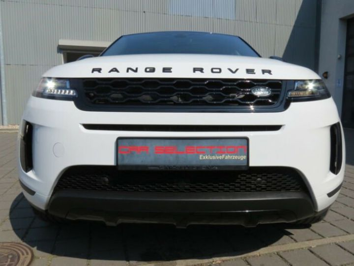 Land Rover Range Rover Evoque Land-Rover Range Rover Evoque AWD BVA9 180ch 10cv  Blanc - 3
