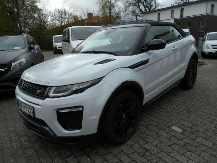 Land Rover Range Rover Evoque Land Rover Range Rover Evoque HSE Cabriolet/GPS/GARANTIE 12 MOIS Blanc - 1