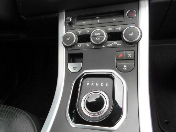 Land Rover Range Rover Evoque Land Rover Range Rover Evoque HSE Cabriolet/GPS/GARANTIE 12 MOIS Blanc - 4