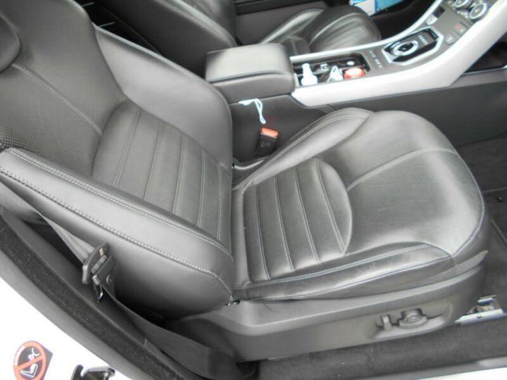 Land Rover Range Rover Evoque Land Rover Range Rover Evoque HSE Cabriolet/GPS/GARANTIE 12 MOIS Blanc - 5