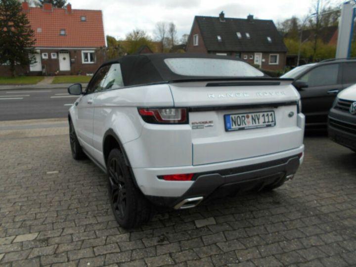Land Rover Range Rover Evoque Land Rover Range Rover Evoque HSE Cabriolet/GPS/GARANTIE 12 MOIS Blanc - 6