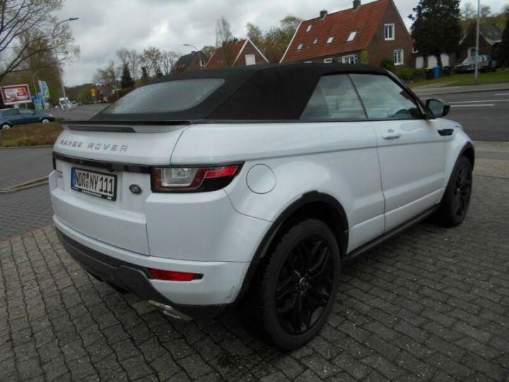 Land Rover Range Rover Evoque Land Rover Range Rover Evoque HSE Cabriolet/GPS/GARANTIE 12 MOIS Blanc - 7