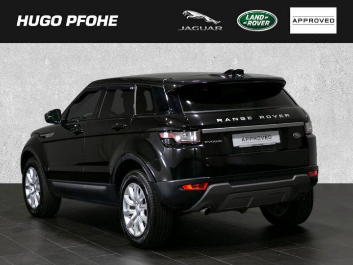 Land Rover Range Rover Evoque Land Rover Range Rover Evoque SE 2.0 TD4/CAMERA DE RECUL/GARANTIE 12 MOIS  noire - 3