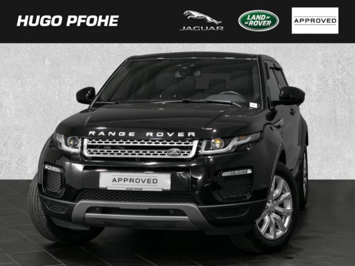 Land Rover Range Rover Evoque Land Rover Range Rover Evoque SE 2.0 TD4/CAMERA DE RECUL/GARANTIE 12 MOIS  noire - 13