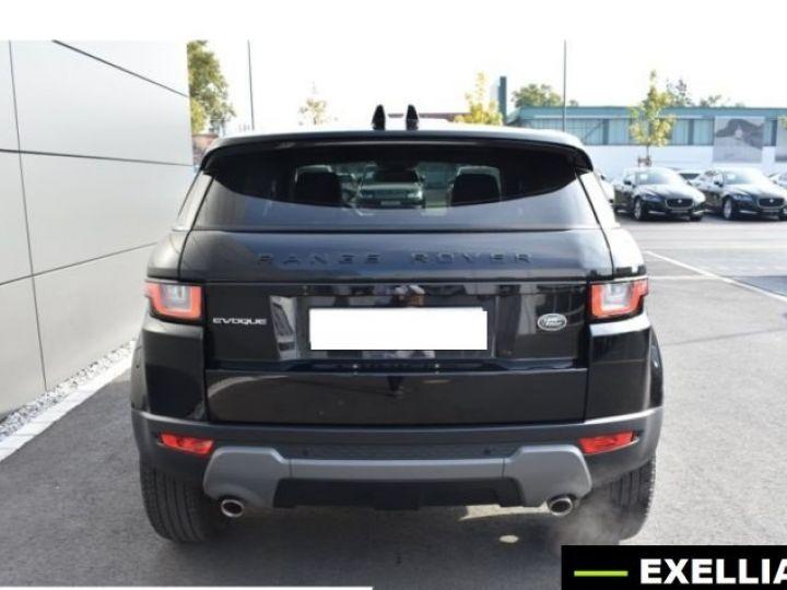Land Rover Range Rover Evoque SE 2.0 TD4 BLACK PACK  NOIR  Occasion - 7