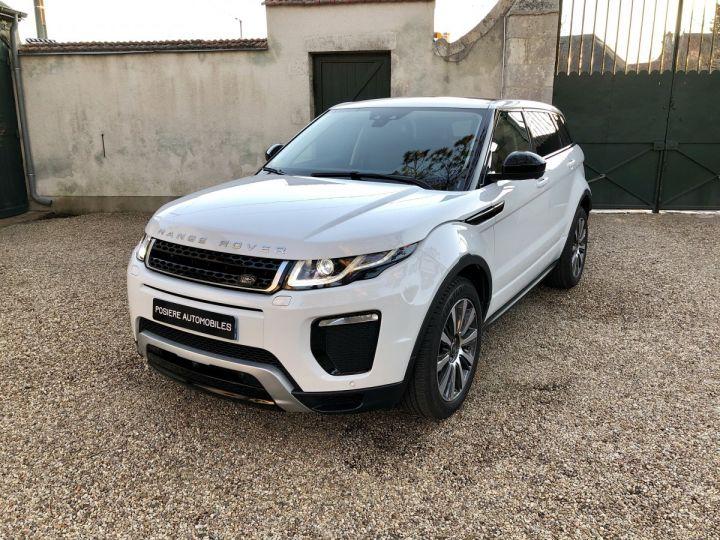 Land Rover Range Rover Evoque SE Dynamic Blanc - 1