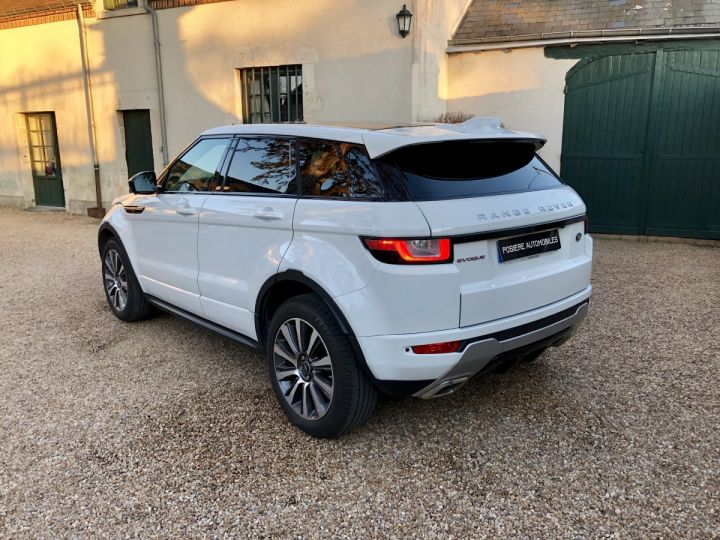 Land Rover Range Rover Evoque SE Dynamic Blanc - 2