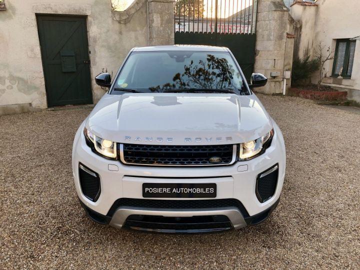 Land Rover Range Rover Evoque SE Dynamic Blanc - 4