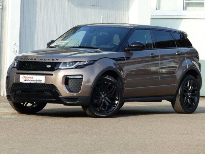 Land Rover Range Rover Evoque  Si4 Aut.HSE Dynamic BlackPack Brun Peinture métallisée - 1