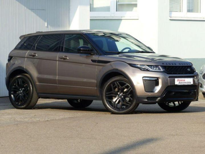 Land Rover Range Rover Evoque  Si4 Aut.HSE Dynamic BlackPack Brun Peinture métallisée - 2