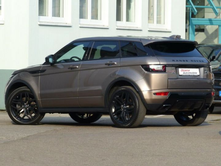 Land Rover Range Rover Evoque  Si4 Aut.HSE Dynamic BlackPack Brun Peinture métallisée - 3