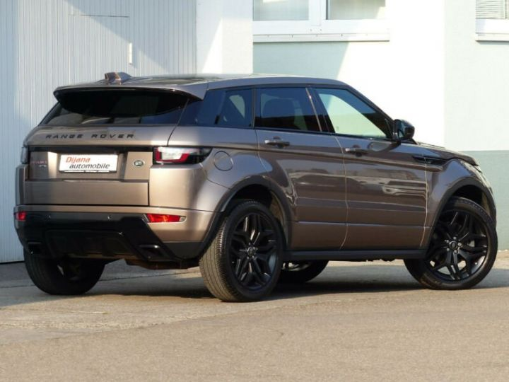 Land Rover Range Rover Evoque  Si4 Aut.HSE Dynamic BlackPack Brun Peinture métallisée - 4