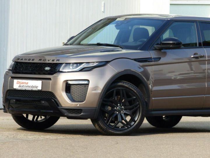 Land Rover Range Rover Evoque  Si4 Aut.HSE Dynamic BlackPack Brun Peinture métallisée - 5