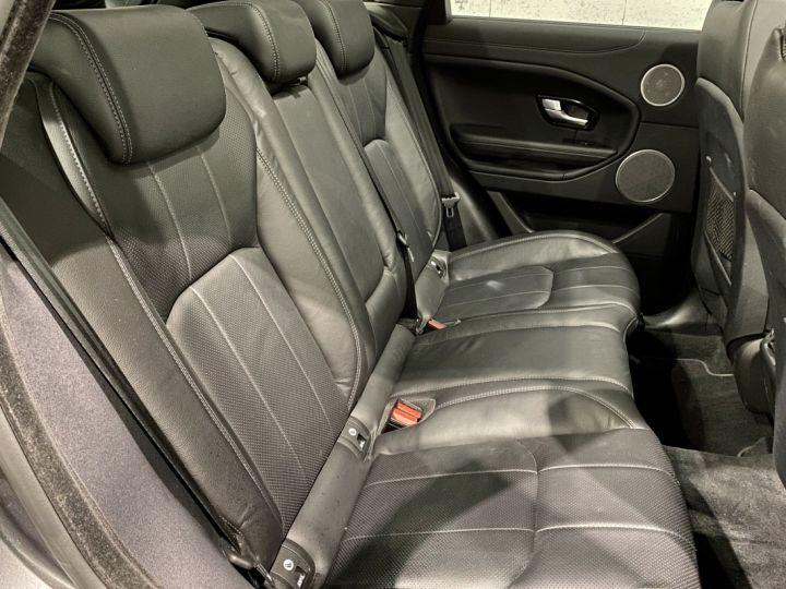 Land Rover Range Rover Evoque TD4 180 BVA Mark Edition GRIS - 16