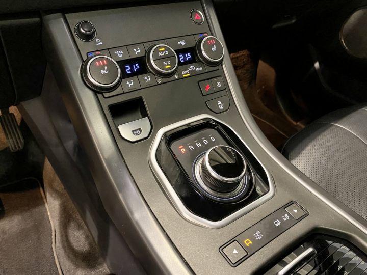 Land Rover Range Rover Evoque TD4 180 BVA Mark Edition GRIS - 17