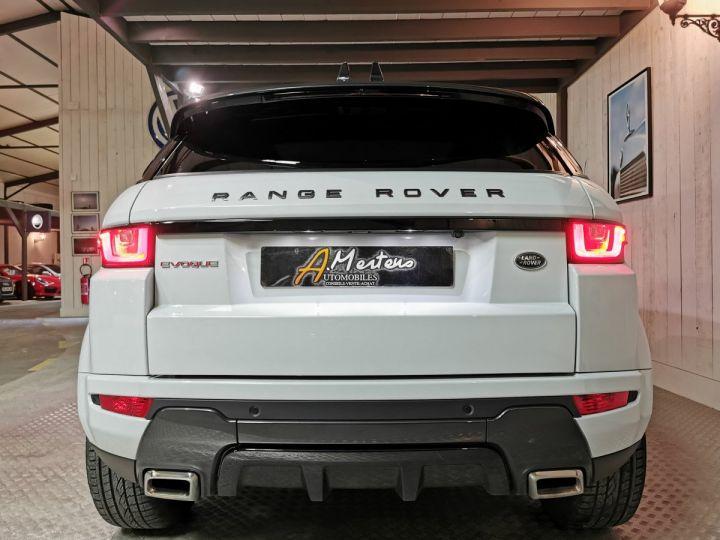 Land Rover Range Rover Evoque TD4 180 CV HSE DYNAMIC BVA Blanc - 4