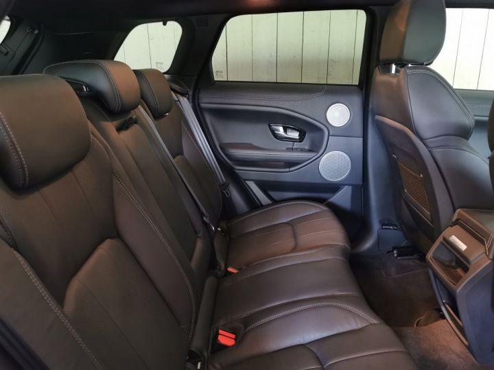 Land Rover Range Rover Evoque TD4 180 CV HSE DYNAMIC BVA Blanc - 9