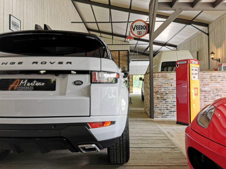 Land Rover Range Rover Evoque TD4 180 CV HSE DYNAMIC BVA Blanc - 15