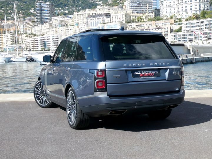 Land Rover Range Rover IV (2) P400 SI6 3.0 AUTOBIOGRAPHY SWB Byron Blue Occasion - 11