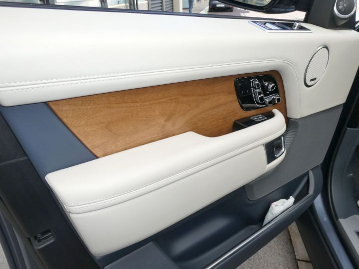 Land Rover Range Rover IV (2) P400 SI6 3.0 AUTOBIOGRAPHY SWB Byron Blue Occasion - 20