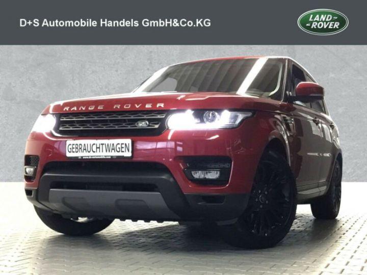 Land Rover Range Rover Land Rover Range Rover Sport TDV6 258 CV SE/GPSGARANTIE12 MOIS  Rouge - 1