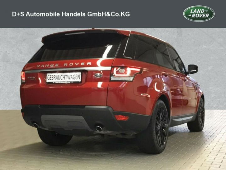 Land Rover Range Rover Land Rover Range Rover Sport TDV6 258 CV SE/GPSGARANTIE12 MOIS  Rouge - 3
