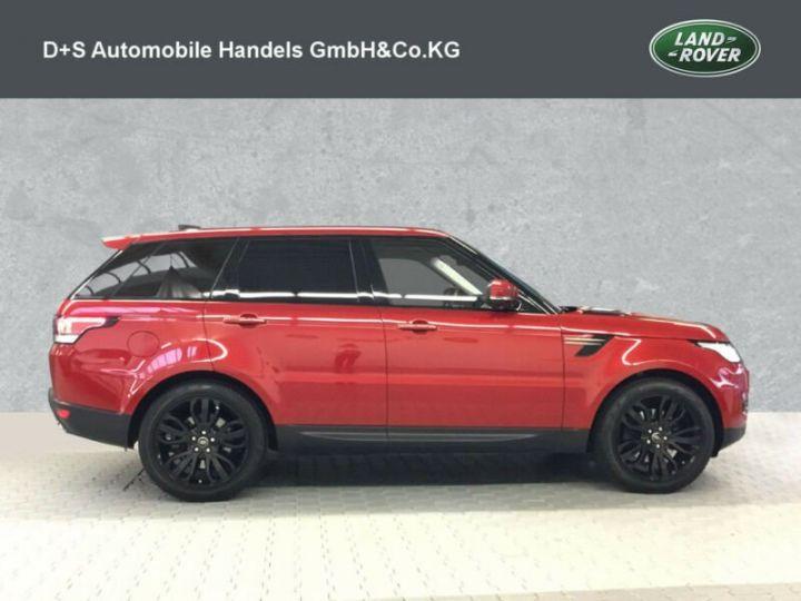 Land Rover Range Rover Land Rover Range Rover Sport TDV6 258 CV SE/GPSGARANTIE12 MOIS  Rouge - 6