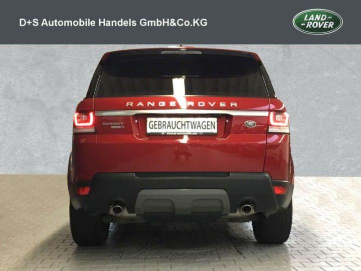 Land Rover Range Rover Land Rover Range Rover Sport TDV6 258 CV SE/GPSGARANTIE12 MOIS  Rouge - 8
