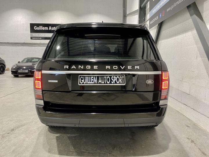 Land Rover Range Rover Mark V SWB SDV8 4.4L 339ch Autobiography NOIR - 8