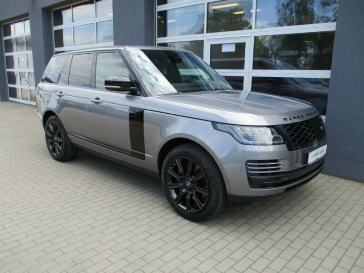 Land Rover Range Rover Range Rover P400e hybride rechargeable Vogue ACC gris métallisé  - 2