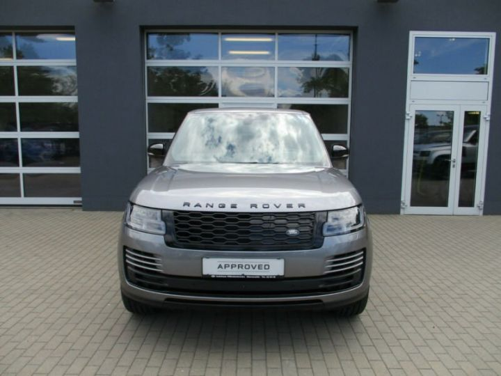 Land Rover Range Rover Range Rover P400e hybride rechargeable Vogue ACC gris métallisé  - 7