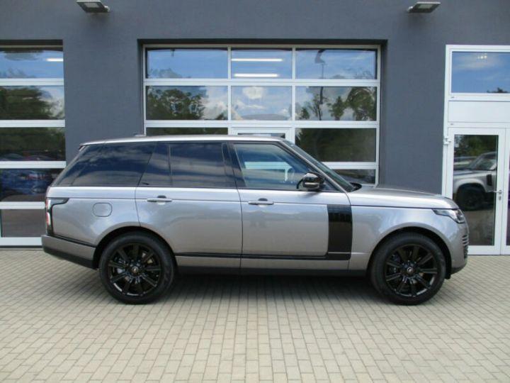 Land Rover Range Rover Range Rover P400e hybride rechargeable Vogue ACC gris métallisé  - 9