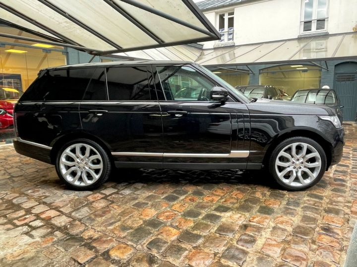 Land Rover Range Rover SDV8 Vogue Noir - 4