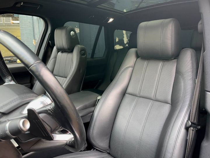 Land Rover Range Rover SDV8 Vogue Noir - 11