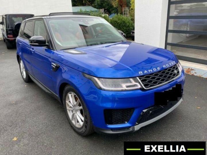 Land Rover Range Rover Sport BLEU PEINTURE METALISE Occasion - 2