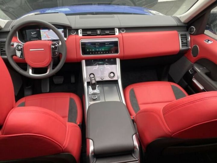 Land Rover Range Rover Sport BLEU PEINTURE METALISE Occasion - 4
