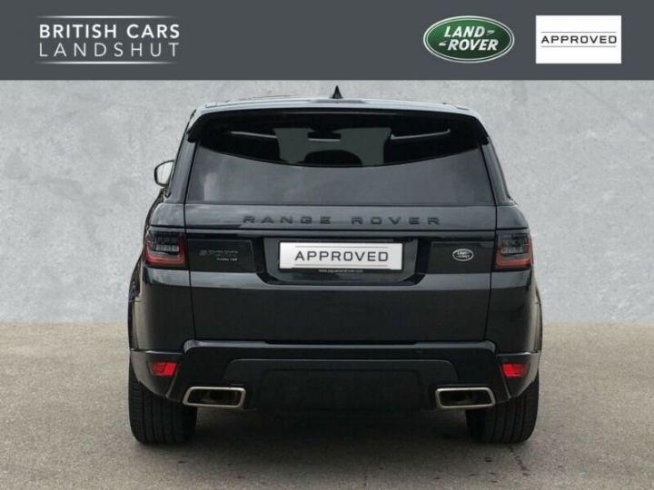 Land Rover Range Rover Sport noir - 2